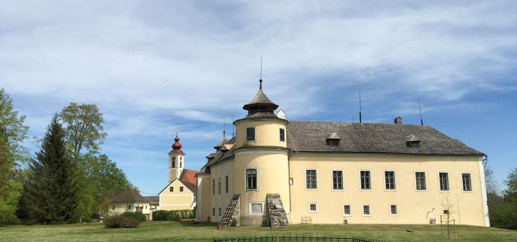 Schloss Wimsbach in Bad Wimsbach
