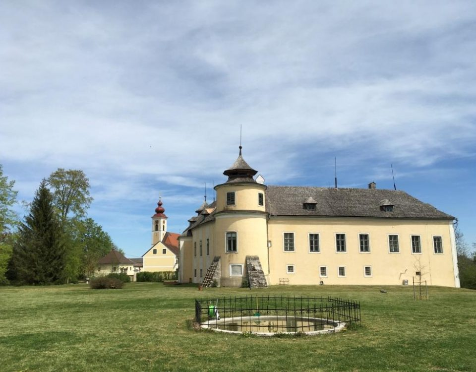 Schloss Wimsbach in Bad Wimsbach